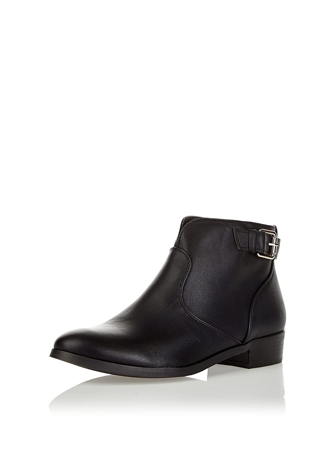 Bottines & low boots plates RAXMAX cuir noir 37
