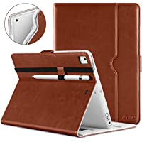 DTTO iPad 9.7 Inch 5th/6th Generation 2018/2017 Case with Apple Pencil Holder, Premium Leather Folio Cover Case for…