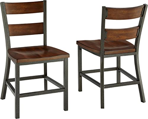 Cabin Creek Chestnut Dining Chair