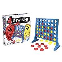 Hasbro Spiele A5640398 - 4 gewinnt, Kinderspiel