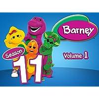 Barney Season 11 Volume 1