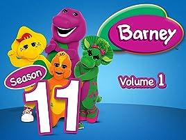 Amazon com: Watch Barney Season 11 Volume 1 | Prime Video
