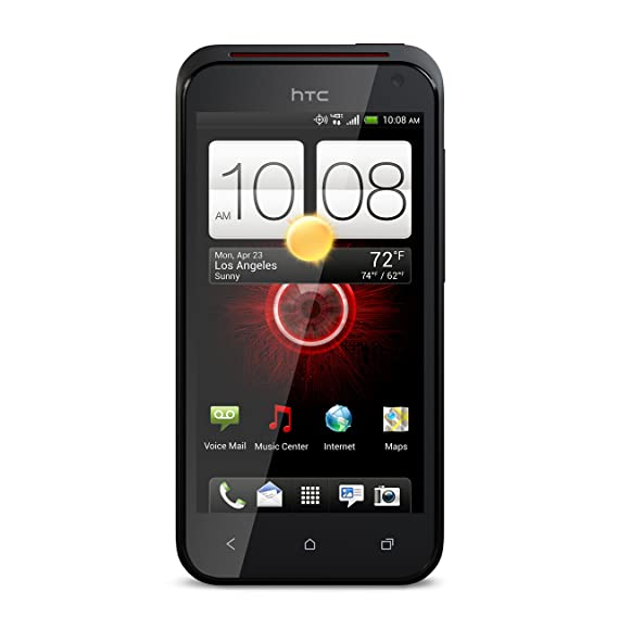 separation shoes 2fc64 26e8b HTC Droid Incredible 4G LTE 6410 8GB Verizon CDMA Dual-Core Smartphone w/  8MP Camera - Black