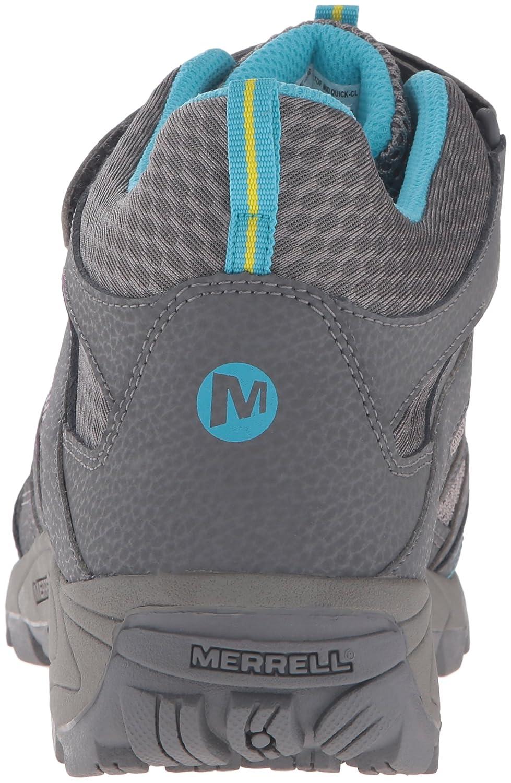 Chaussures de Randonn/ée Hautes Fille Merrell Hilltop Mid Quick-Close
