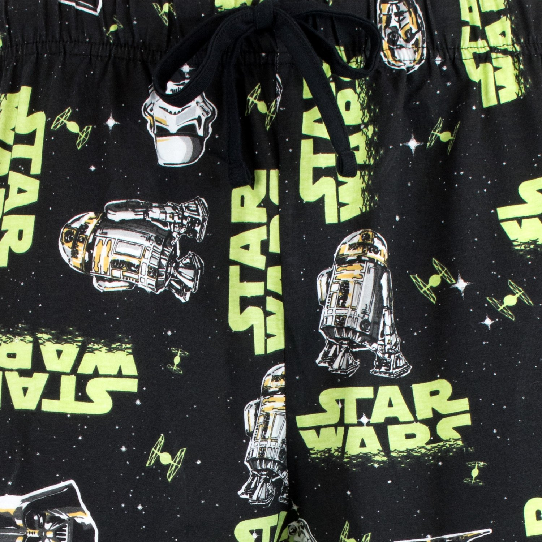 Star Wars Pantalones de Pijama para Hombre Stormtrooper y Darth Vader: Amazon.es: Ropa y accesorios