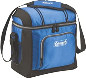 Coleman 16-Can Soft Cooler , Grey