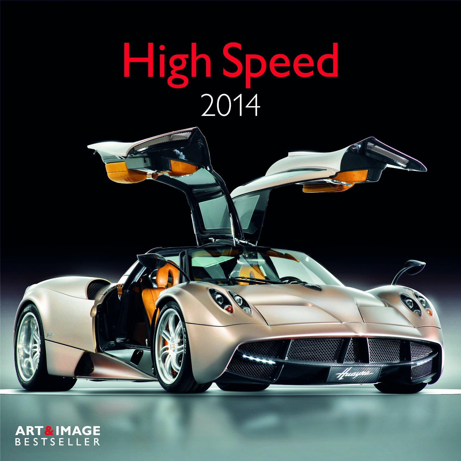 High Speed 2014 Broschürenkalender