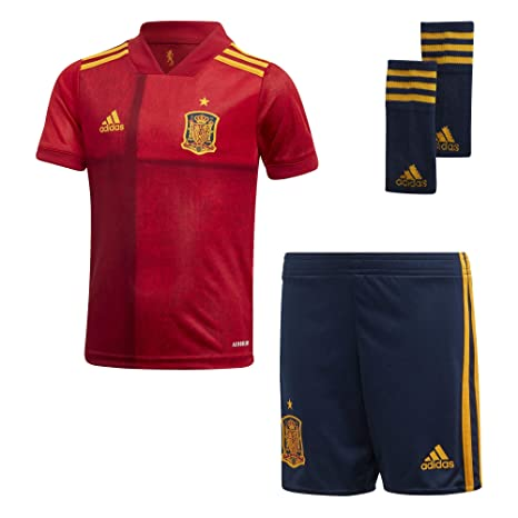adidas Fef H Mini Football Set, Unisex niños: Amazon.es: Deportes ...