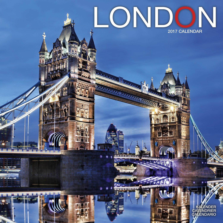 England Calendar London Calendars Avonside product image