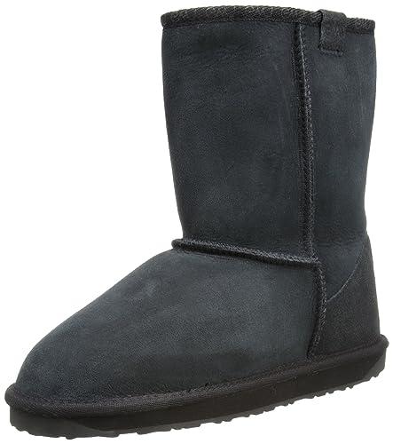 EMU Australia Women's Stinger Lo Mid-Calf Boot,Black,5 ...