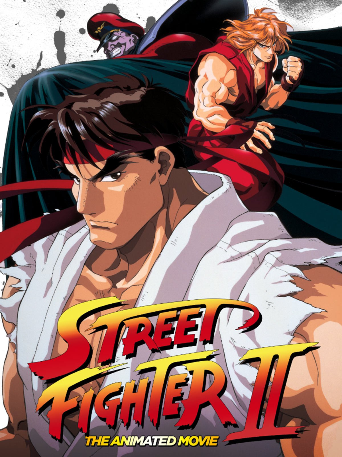 Watch Street Fighter Ii The Animated Movie Prime Video