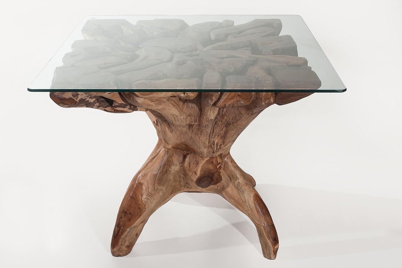 Esstisch Mya Unikat Handgearbeitet Aus Wurzelholz Günstig
