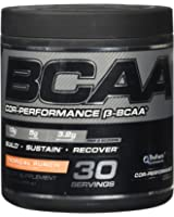 Cellucor BCAA Supplement, Tropical Punch, 30 Servings, 9.52 Ounce