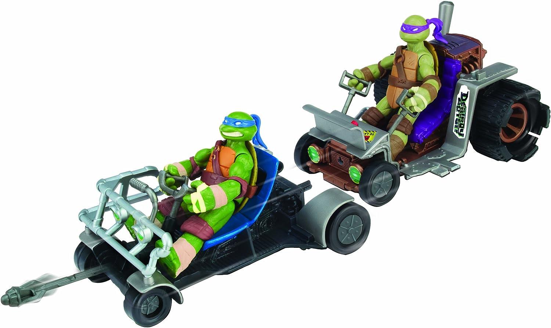 Amazon.com: teenage mutant ninja turtles patrulla Buggy ATV ...