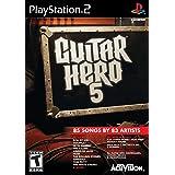 GUITAR HERO 5 PLAYSTATION 2