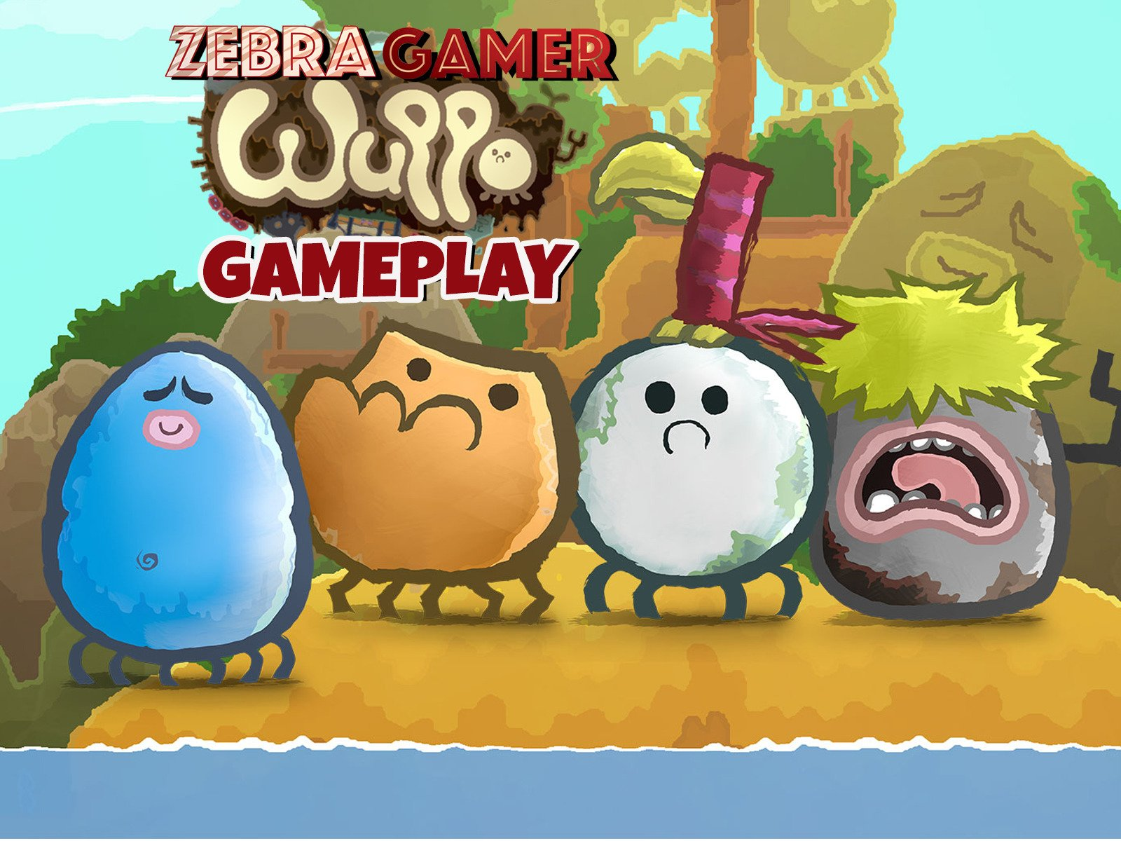 Wuppo Gameplay on Amazon Prime Video UK