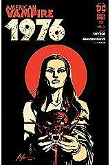 American Vampire 1976 (2020-) #5 Kindle Edition