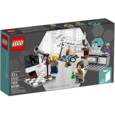 LEGO Cuusoo Research Institute 21110 (Discontinued by manufacturer): Toys & Games