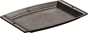 Lodge Cast Iron Rectangular Griddle, 11.56