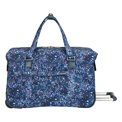 Image Unavailable. Image not available for. Color  Ricardo Beverly Hills Sausalito  20-Inch Rolling Weekender Duffel d4646794ff9ab