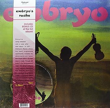 Embryos Rache : Embryo: Amazon.es: Música