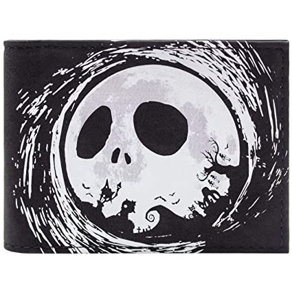 Cartera de Nightmare Before Christmas Jack Silueta de la ...