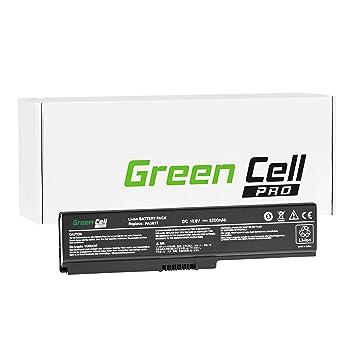 Green Cell® PRO Portátil Batería para Toshiba Satellite L750D-1C1 Ordenador (Original Samsung Células, 5200mAh): Amazon.es: Informática