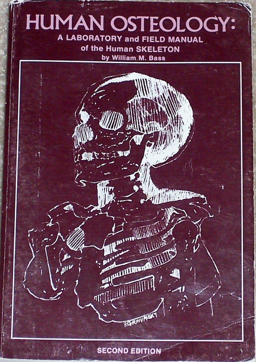 Human Osteology Pdf