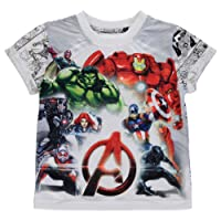 Character T-Shirt Manche Courte Enfants Garçons