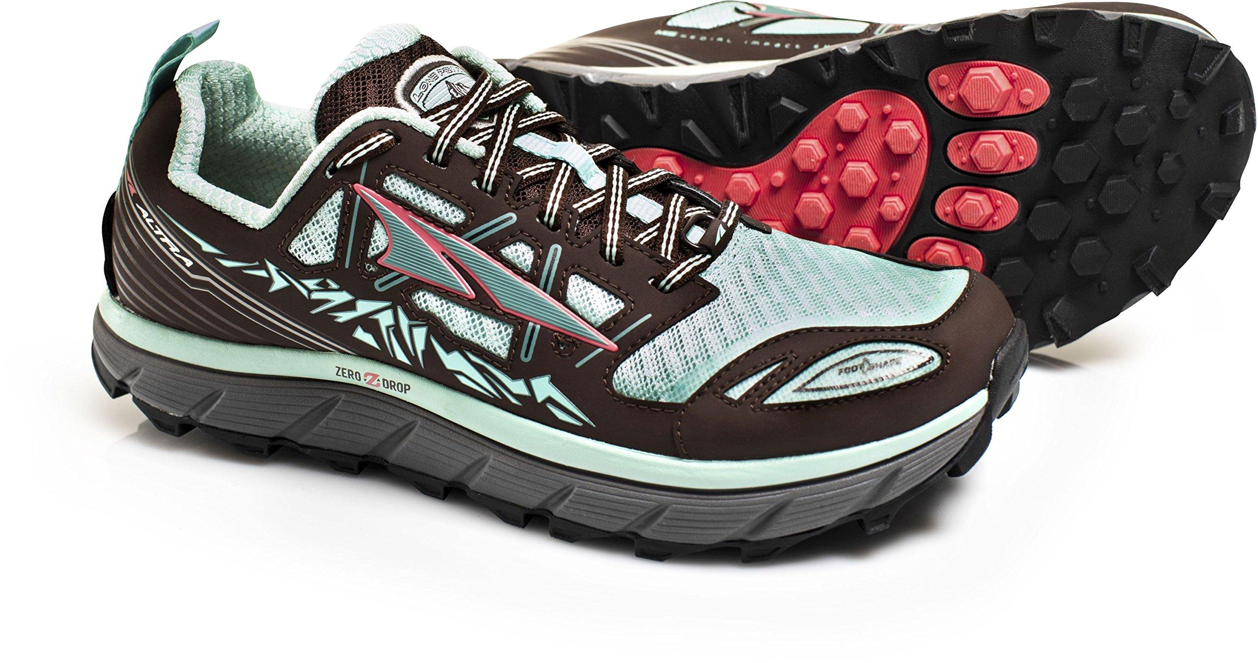 Altra Women's Lone Peak 3 Trail Runner, Blue, 9 M US