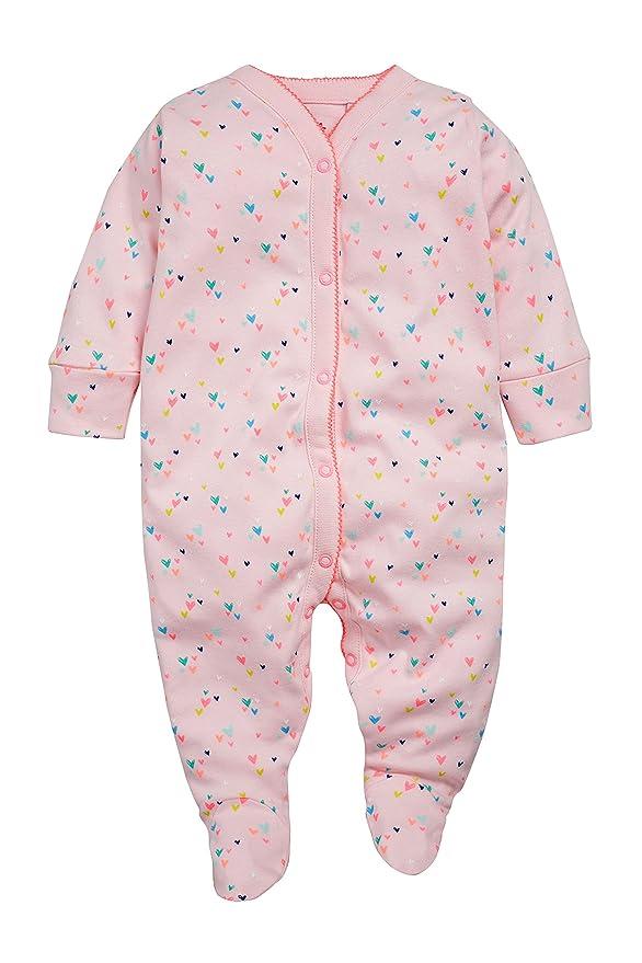 next Bebé Niña Pack De Tres Pijamas Arcoíris (0 Meses - 2 Años) Corte Estándar 1.5-2 años: Amazon.es: Ropa y accesorios