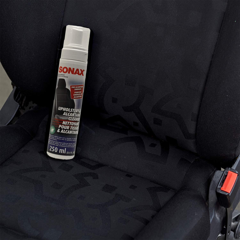 Sonax 206141 Upholstery And Alcantara Cleaner 8 45 Fl Oz