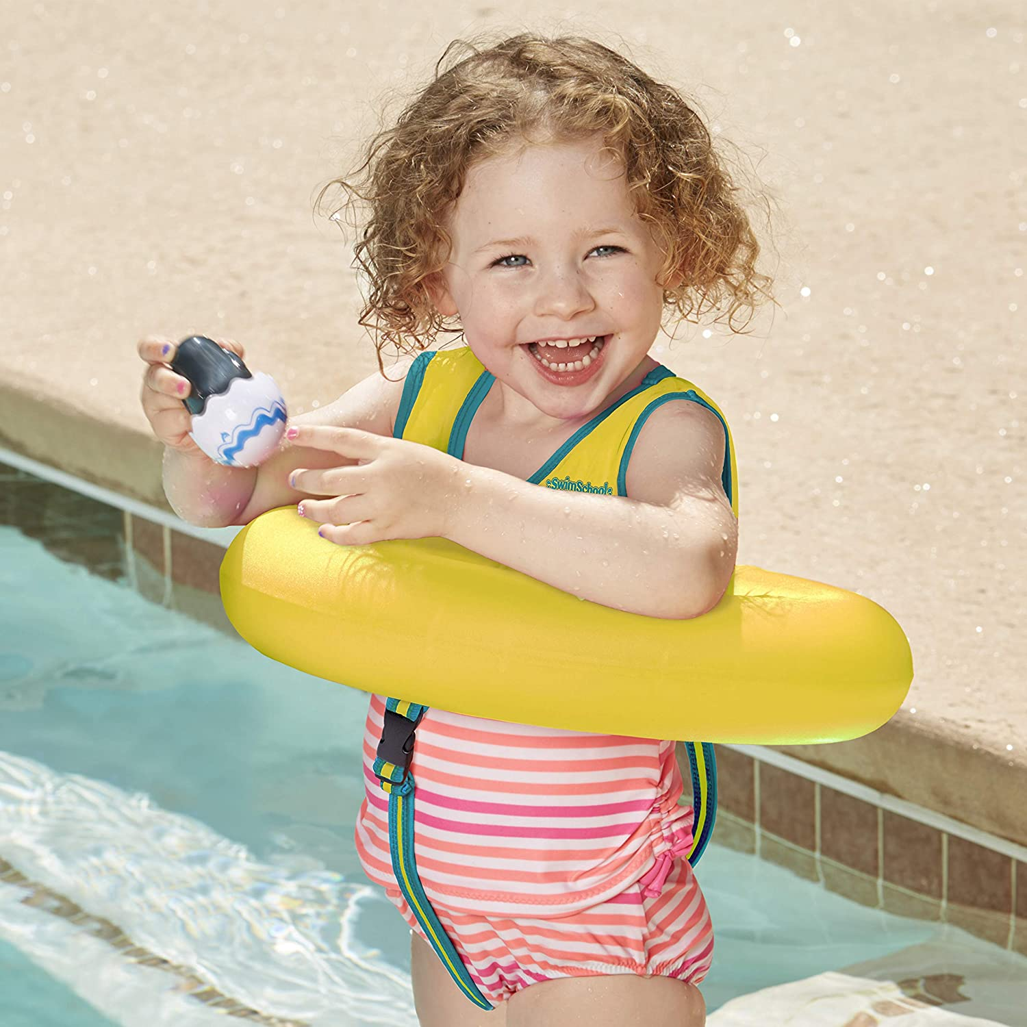 Top 9 Best Swim Floaties For Toddlers Reviews in 2020 1