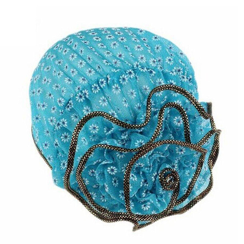 53154f11dac Kingko® Women s Muslim Small Daisy Printing Stretch Turban Hat Chemo Beanie  Cap Hair Loss Head Wrap Hijib KINY-6183