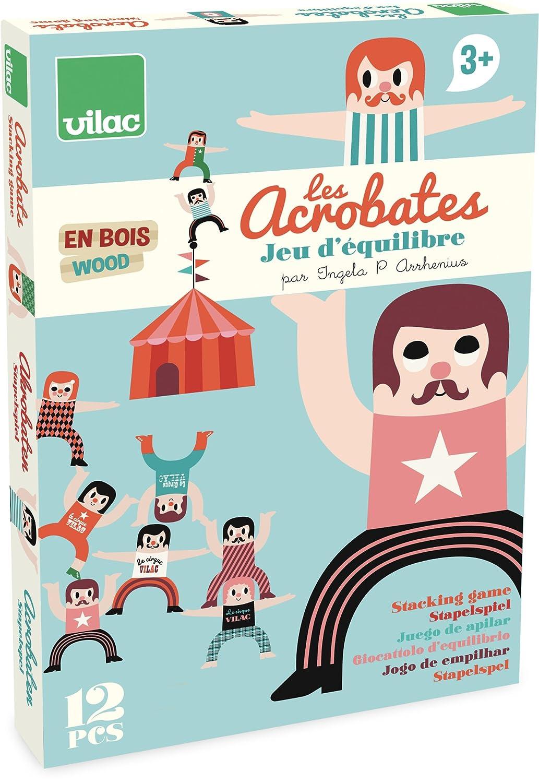Vilac Vilac7710 Tightrope - Andador: Amazon.es: Juguetes y juegos