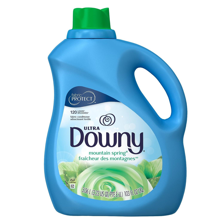 Downy Suavizante De Ropa Aroma Mountain Spring Amazon Com Mx  ~ Suavizante De Ropa Que Mejor Huele