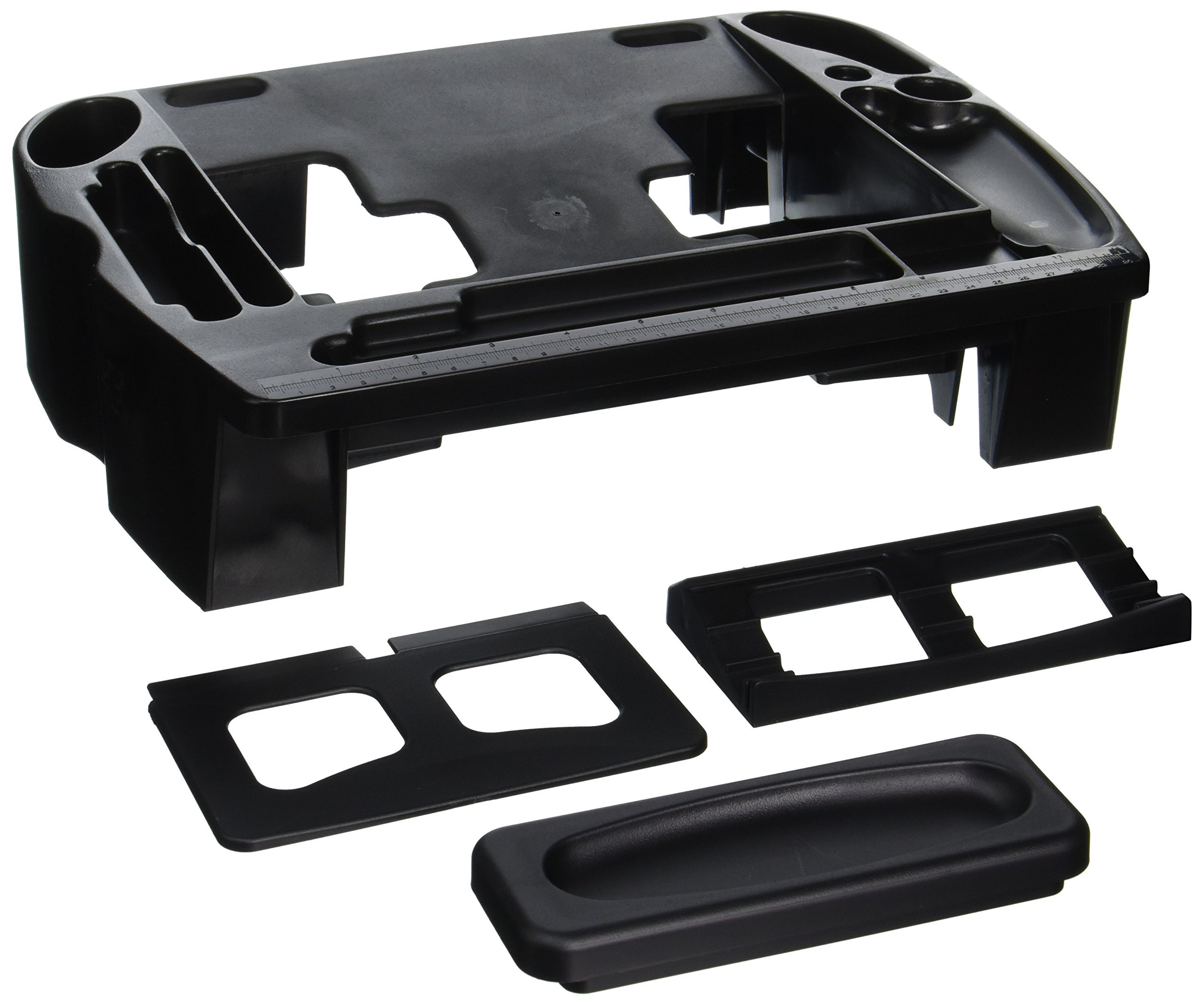 Compucessory Telephone Stand/Organizer, Black (CCS55200)