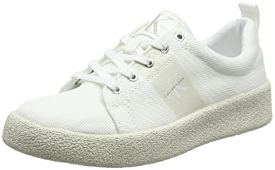 Gala Twill, Sneakers Basses Femme, Rose (Dsk 000), 39 EUCalvin Klein Jeans