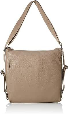 Mandarina Duck Mellow Leather Tracolla/Nero, bolso bandolera para Mujer, 0.01x0.01x0.01 centimeters (W x H x L)
