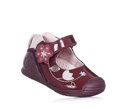 scarpe classiche bellissimo a colori Sneakers 2018 BIOMECANICS - Ballerina bordeaux in vernice, specifica per ...