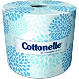 Cottonelle 17713 Two-Ply Bathroom Tissue, 451 Sheets per Roll (Case of 60