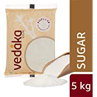 Amazon Brand - Vedaka Popular Sugar, 5kg