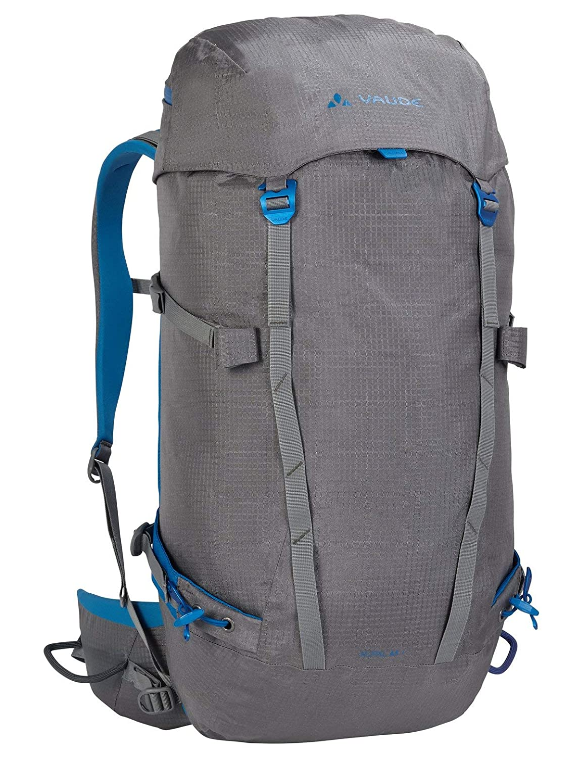 VAUDE Anthracite Rupal 45+ B07R3WTRFL Backpack, Backpack, Anthracite [並行輸入品] B07R3WTRFL, 野球用品ベースボールタウン:8231c3f5 --- bulkcollection.top