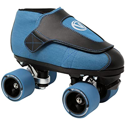 VNLA Code Blue Jam Skate - Mens & Womens Speed Skates - Quad Skates for Women & Men - Adjustable Roller Skate/Rollerskates - Outdoor & Indoor Adult Quad Skate - Kid/Kids Roller Skates : Sports & Outdoors [5Bkhe1100862]