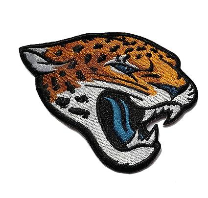 amazon com jacksonville jaguars jags iron on nfl football jersey