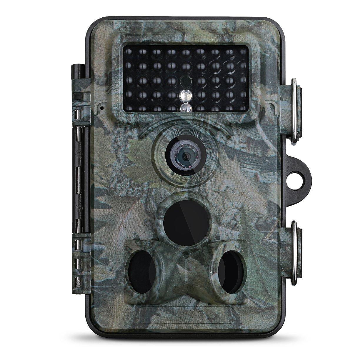 VicTsing Cámara de Caza impermeable con sensor de Movimiento por solo 88,89€