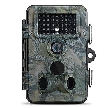 VicTsing Trail Camera 12MP 1080P HD IP66 Waterproof: Amazon.co.uk ...
