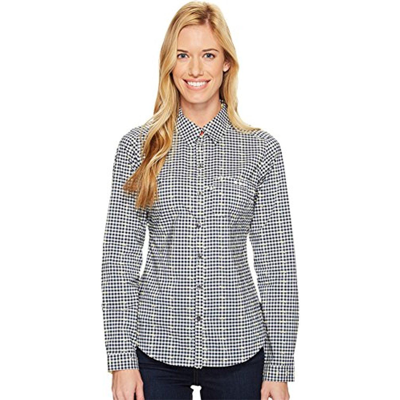 31a311e220e Columbia Womens Super Harborside Woven Long Sleeve Shirt at Amazon Women's  Clothing store: