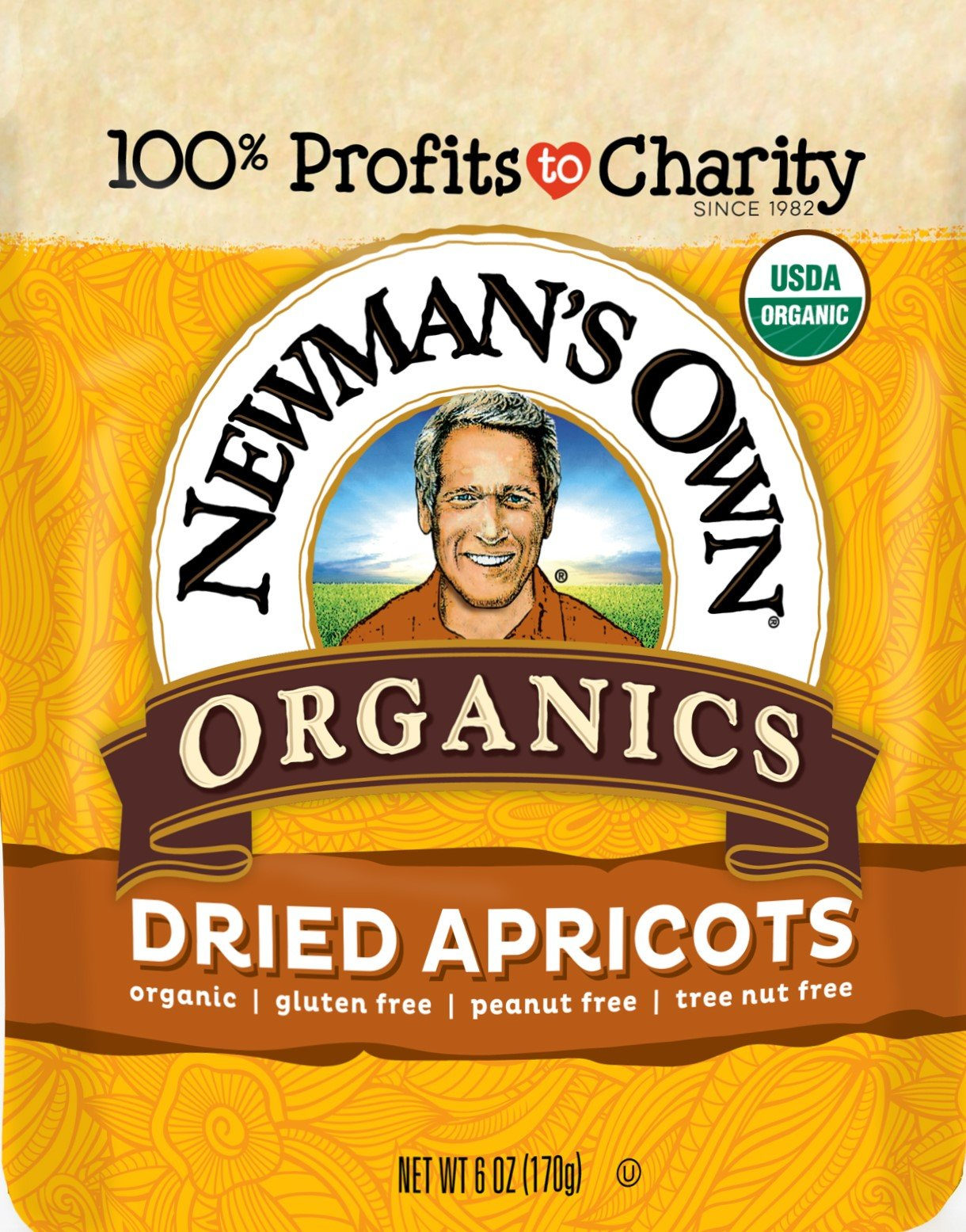 Newman's Own Organics Dried Fruit