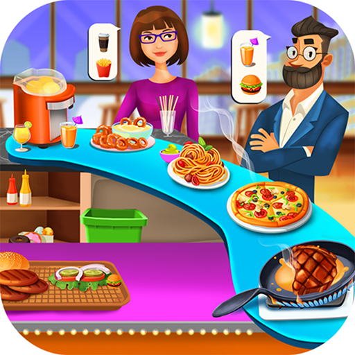 Food Court Cooking - Fast Food Mall ()